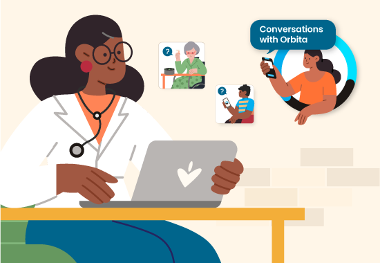 Conversations with Orbita, Episode 7: Effectively Engaging Patients Through a Multi-Modal Outreach Strategy