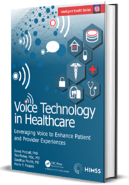 Voice Tech in Healthcare book