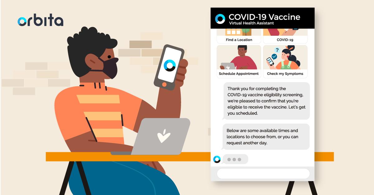 COVID-19 Vaccine Access Clinical Program by Orbita